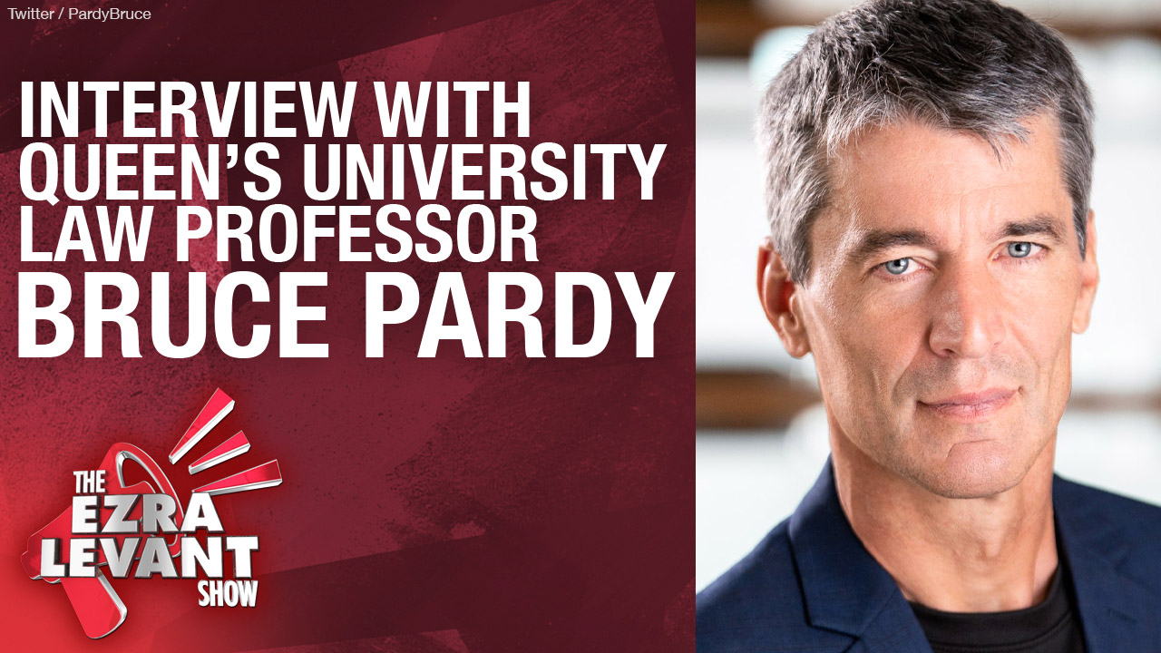 Analyzing vaccine mandates with Prof. Bruce Pardy of Queen's University