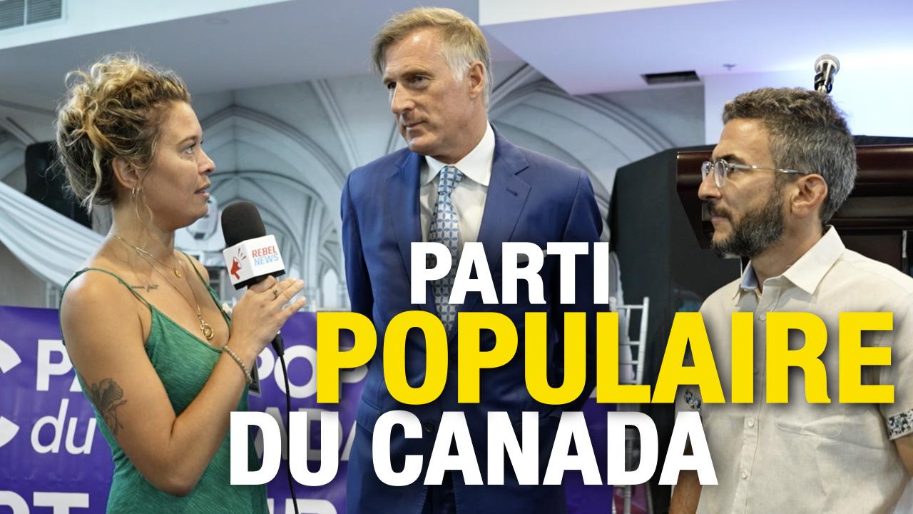Les Canadiens ne pourront pas avoir un vrai débat