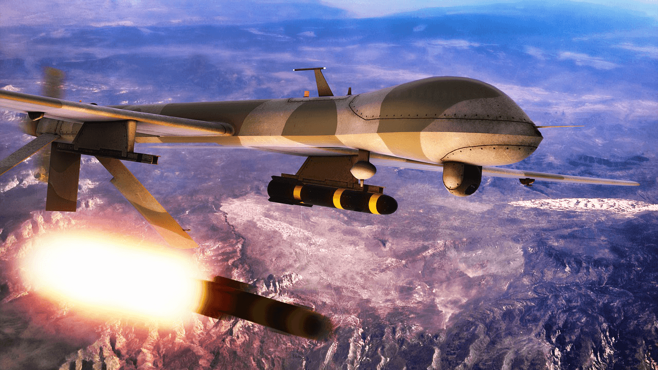 U.S. will continue drone strikes against ISIS-K, other terrorist groups after Afghanistan exit