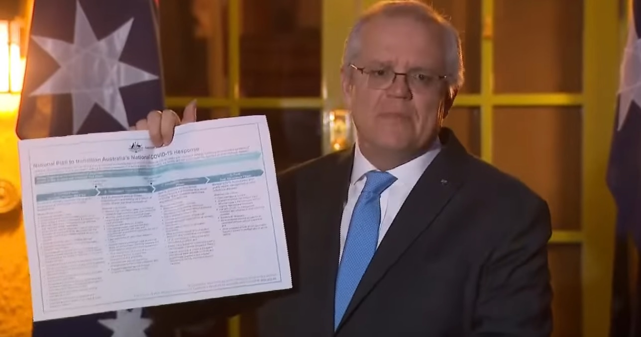 Morrison's Bill to protect the secrets of National Cabinet