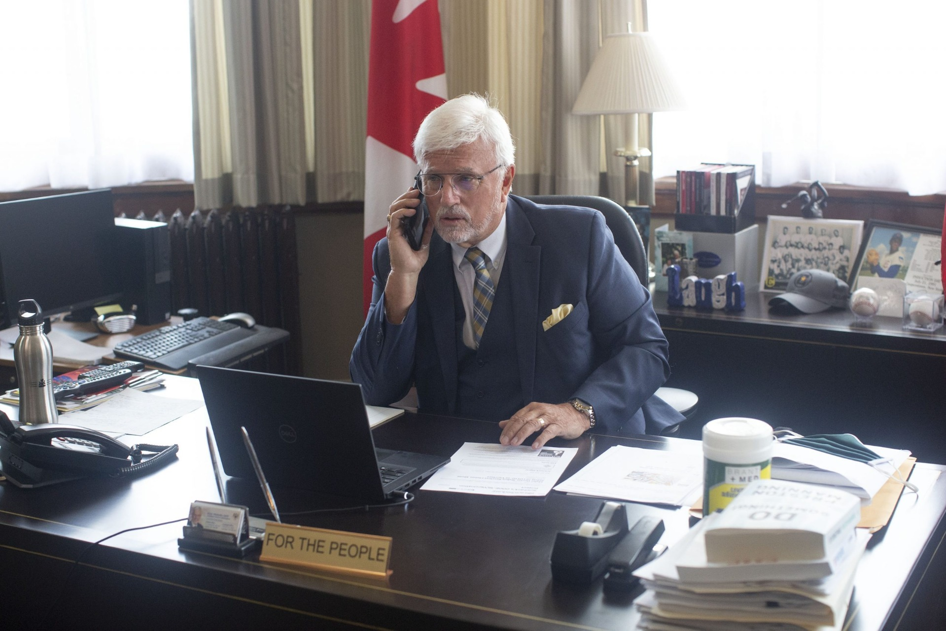Ontario MPP Rick Nicholls speaks out against vaccine passport