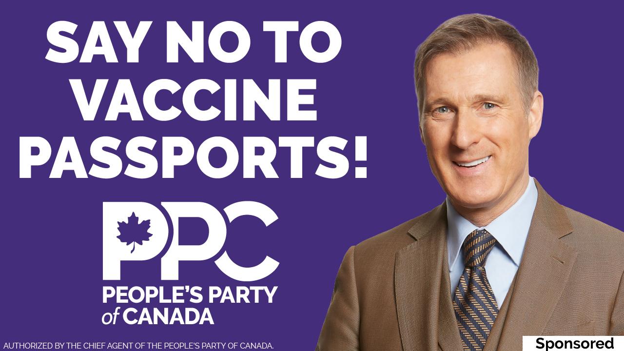 ppc no vax pass purple redirect