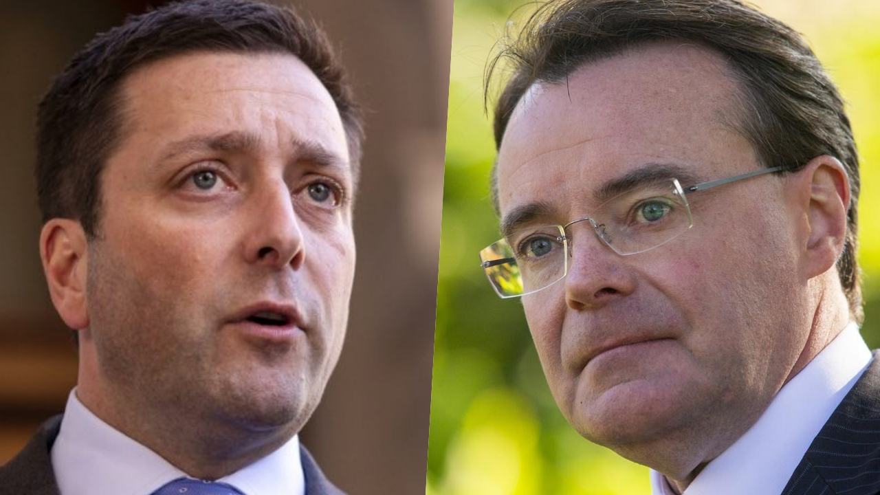 Victorian Liberals brace for a leadership spill