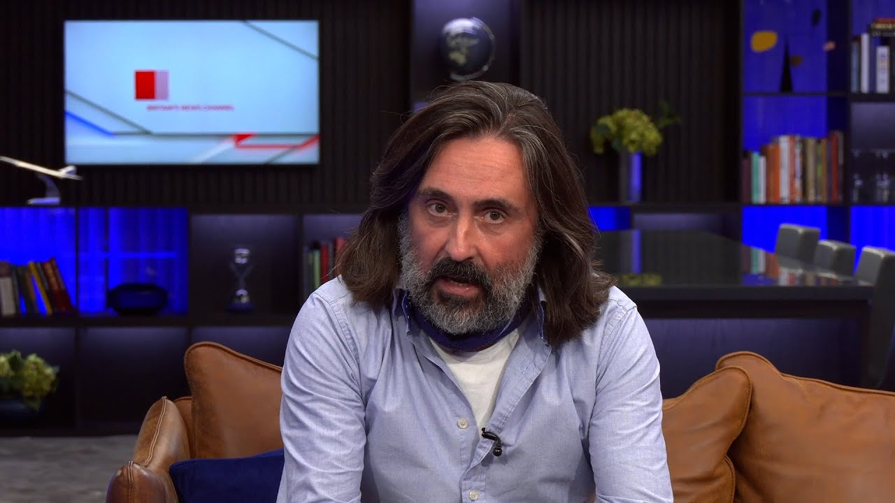 (WATCH) Neil Oliver: I'm convinced I'm living through a waking Covid nightmare that keeps getting worse