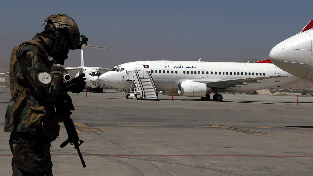 Biden admin blocking private rescue flights of American citizens from Afghanistan: report