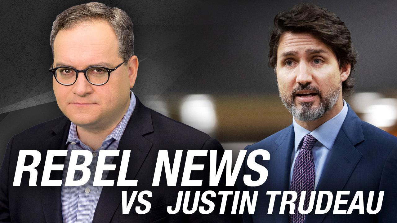 WATCH: Rebel News in Federal Court fighting to attend leaders' debates