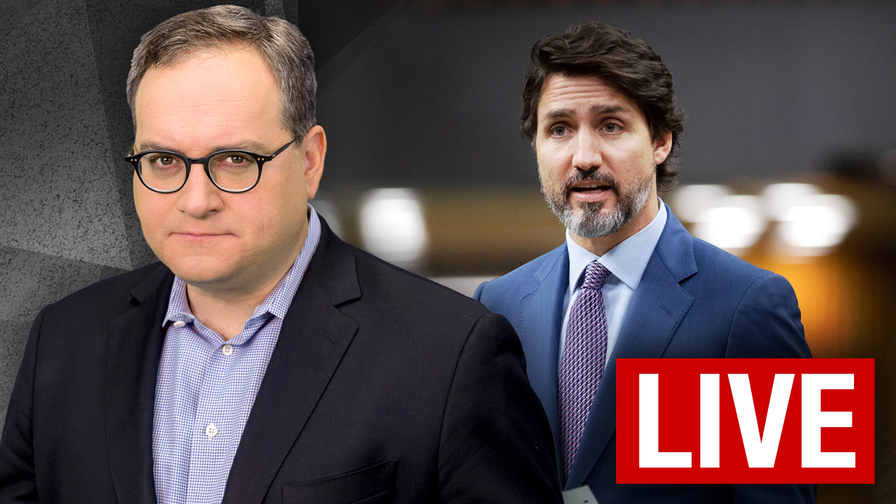 LIVE UPDATES: We're suing Trudeau in Federal Court today