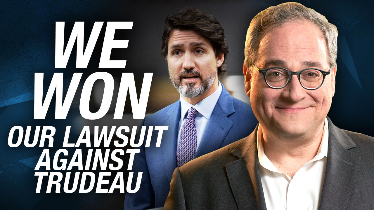 VICTORY! Rebel News wins case against Trudeau gov't, will send ELEVEN journalists to federal leaders' debates!