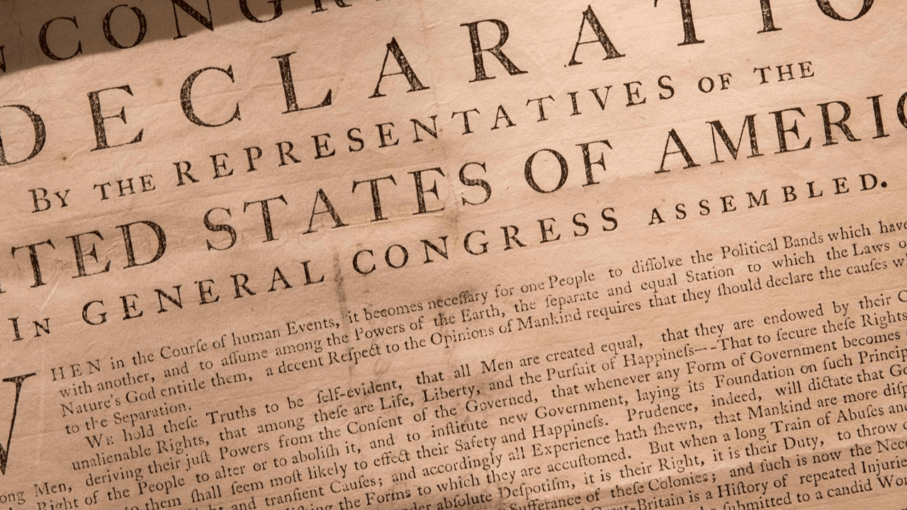 """U.S. Constitution, Declaration of Independence given """"trigger warnings"""" by National Archives"""