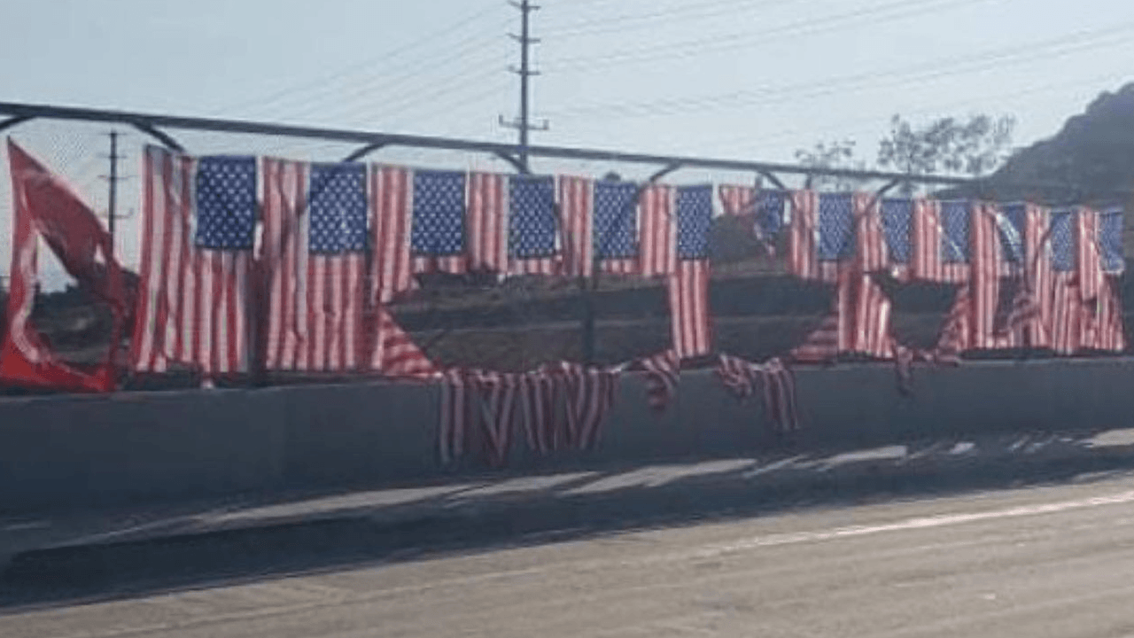 California memorial to soldiers slain in Kabul blast vandalized
