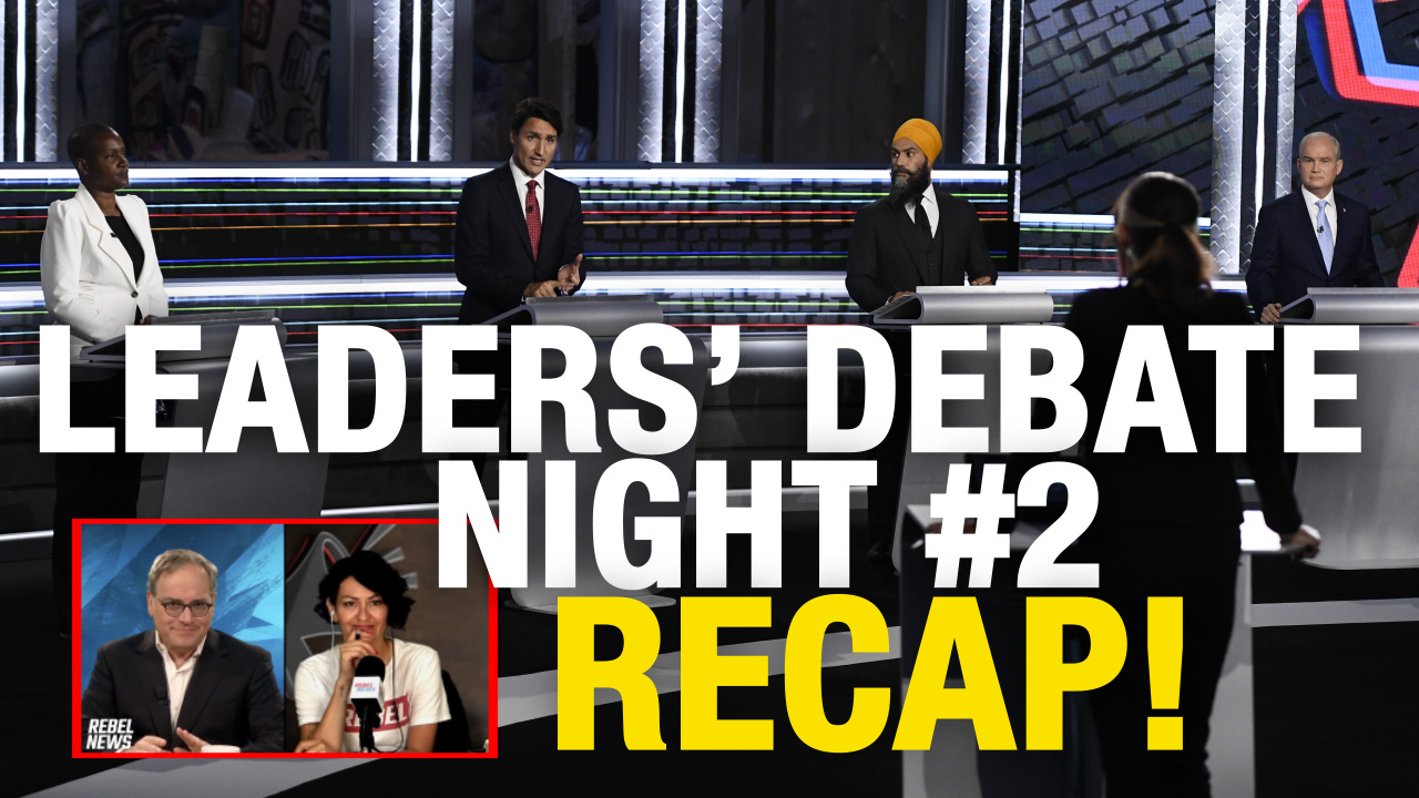RECAP: Highs and lows from the English leaders' debate