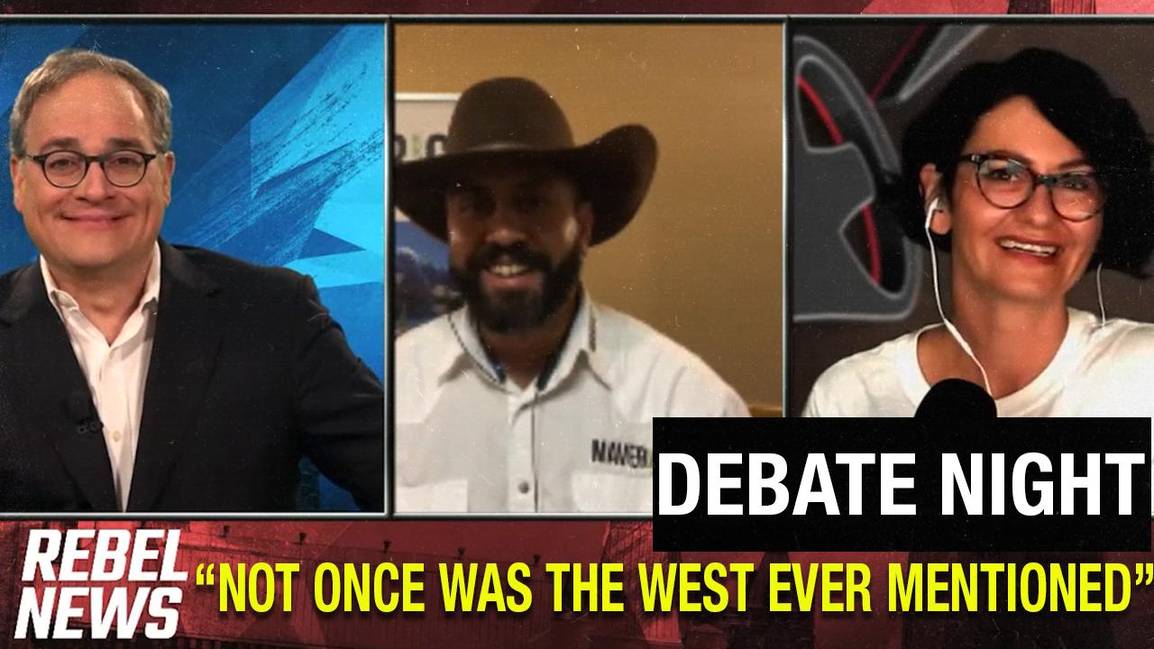 Tariq Elnaga on the Maverick Party and Western representation