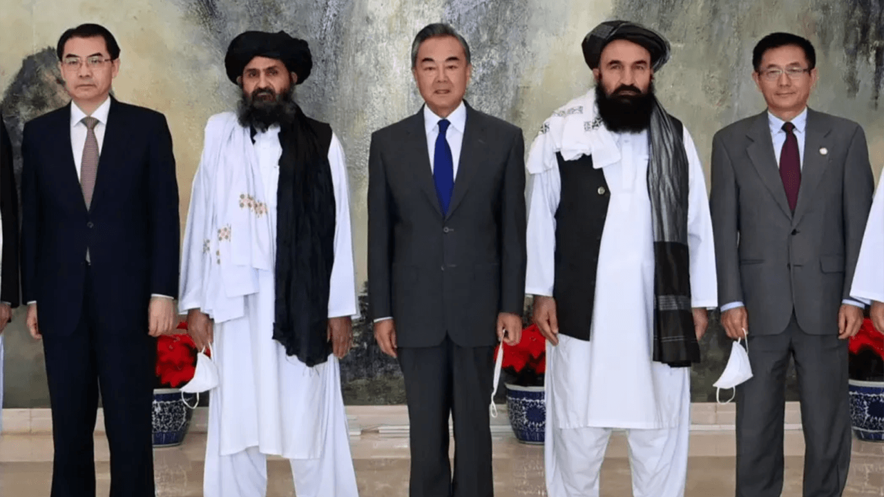 China to provide $31 million in aid, COVID vaccines to new Taliban-run Afghan government