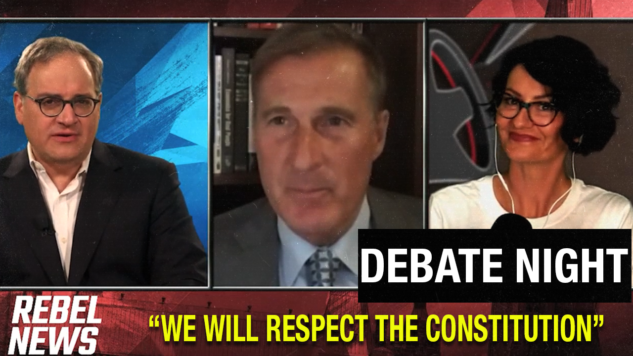 Purple Wave? People's Party leader Maxime Bernier on being excluded from leaders' debates