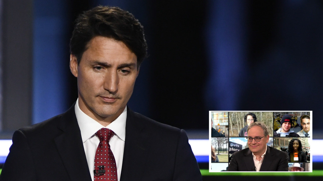Justin Trudeau too cowardly to answer questions from Rebel News