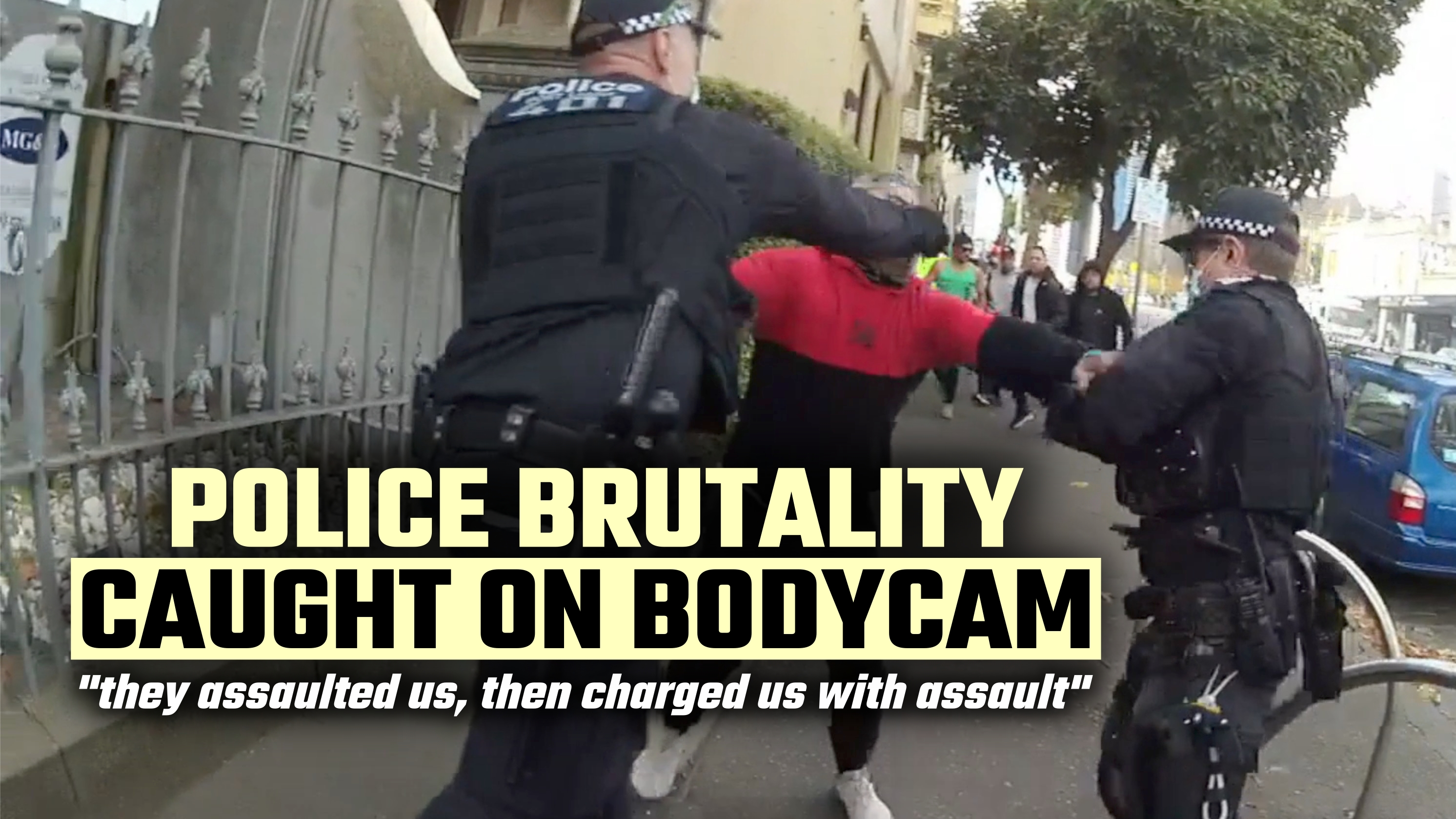 WATCH: Police bodycam proves the mainstream media was HIDING the truth