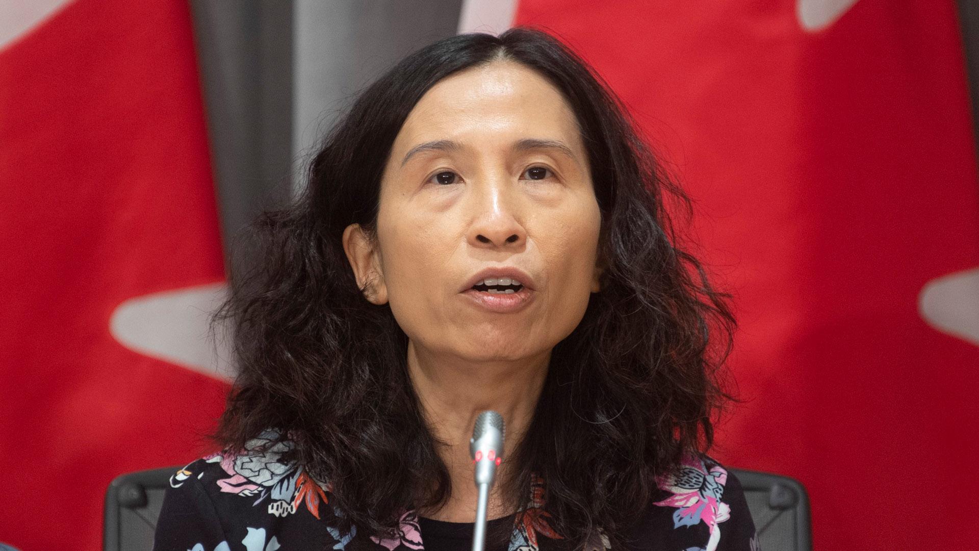No data suggesting vaccine passports work, says Theresa Tam