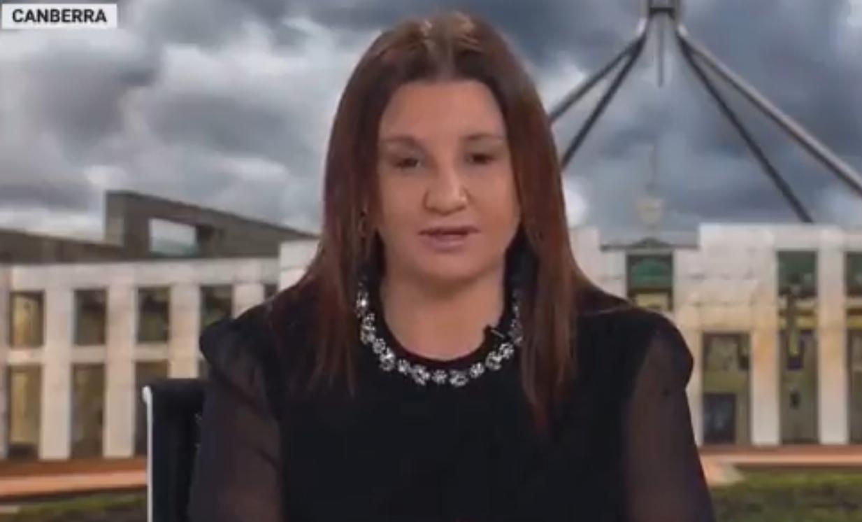 Jacqui Lambie 'declares war' on the unvaccinated Australians