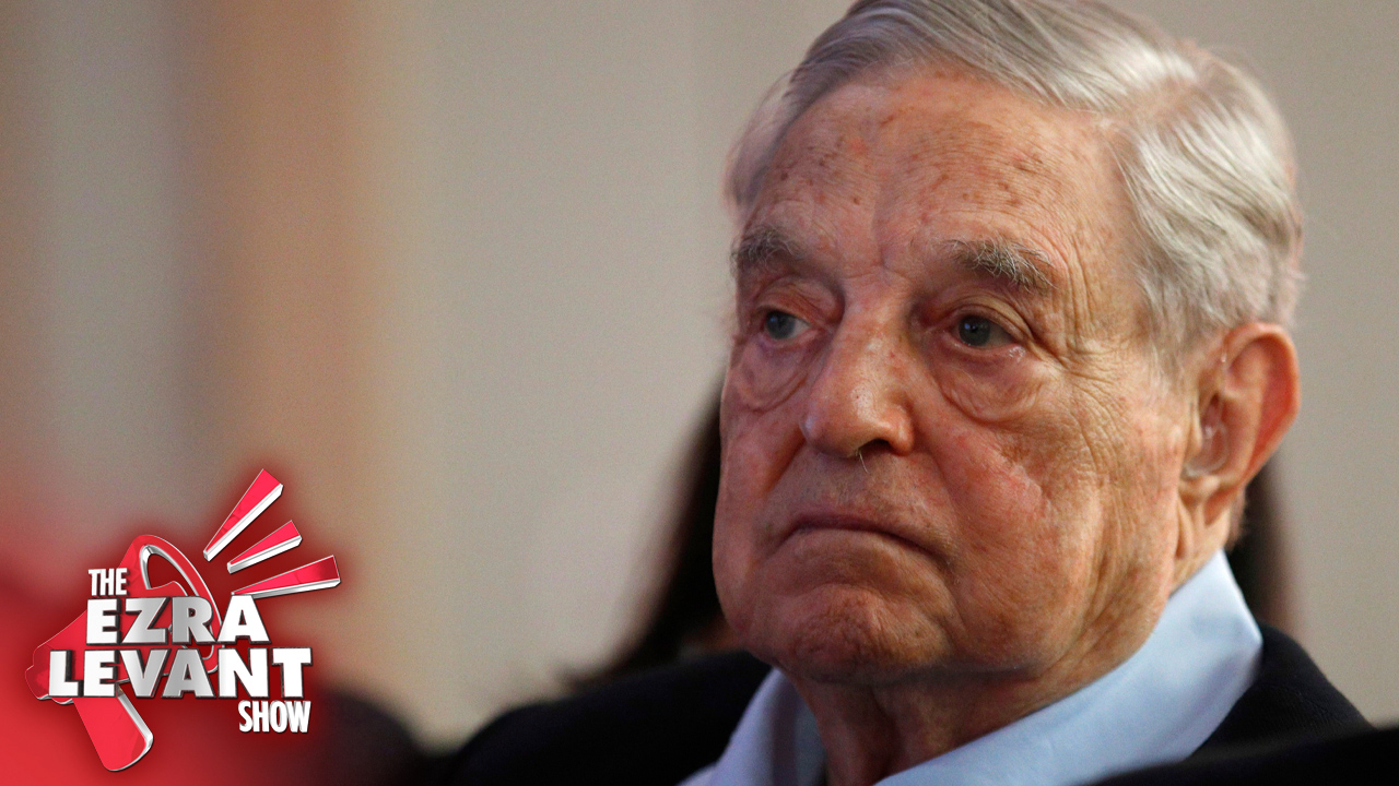 George Soros: The Man Behind the Curtain | Author Matt Palumbo joins Ezra Levant