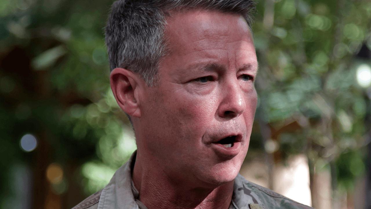 Former U.S. Commander in Afghanistan warned Biden of rapid Taliban victory