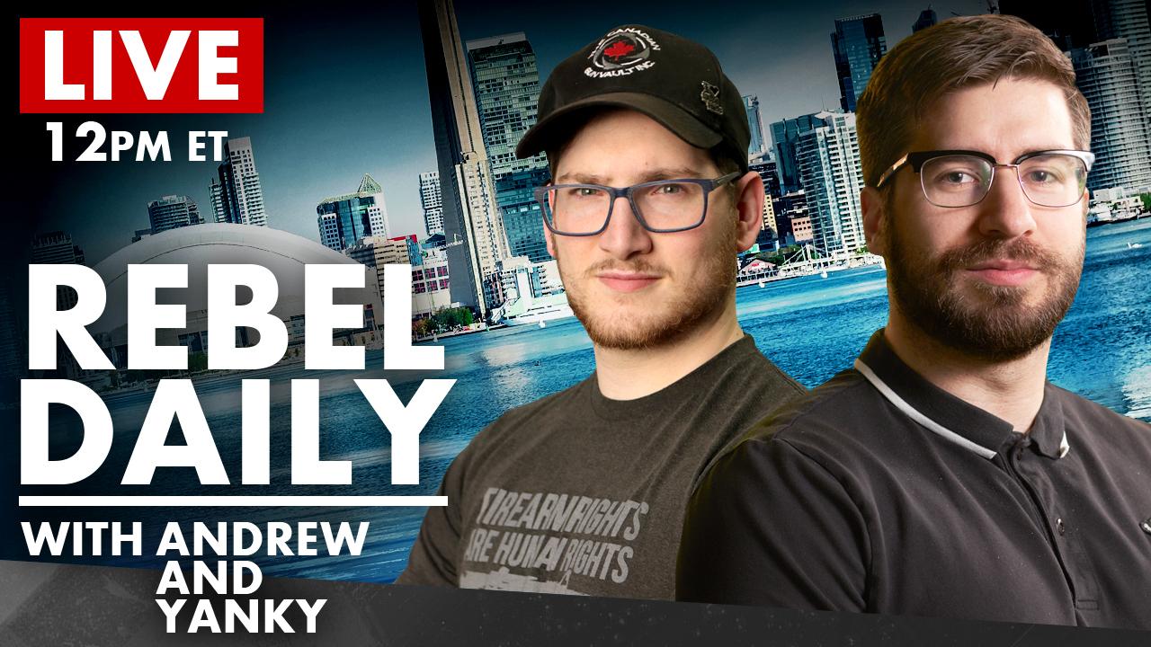 DAILY | Hosting Tucker in Toronto, Rebel In Florida