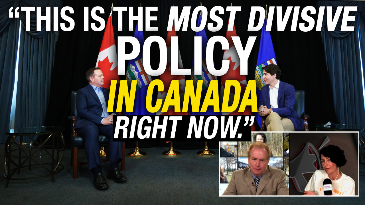 Alberta's extreme new COVID measures: the most divisive policy in Canada