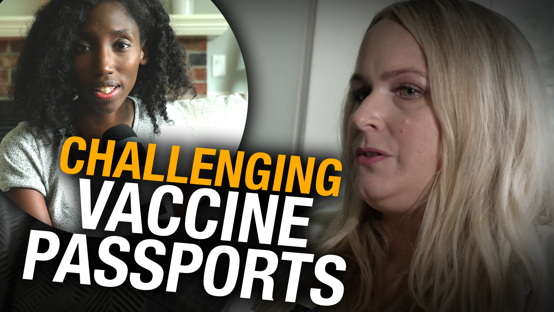 INTERVIEW: Disabled B.C. mother latest plaintiff in Fight Vaccine Passports legal challenge