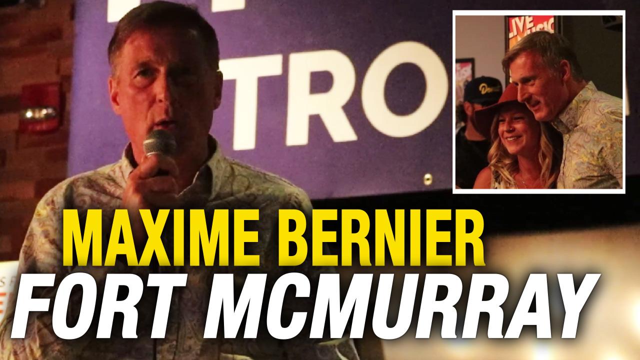 Maxime Bernier: