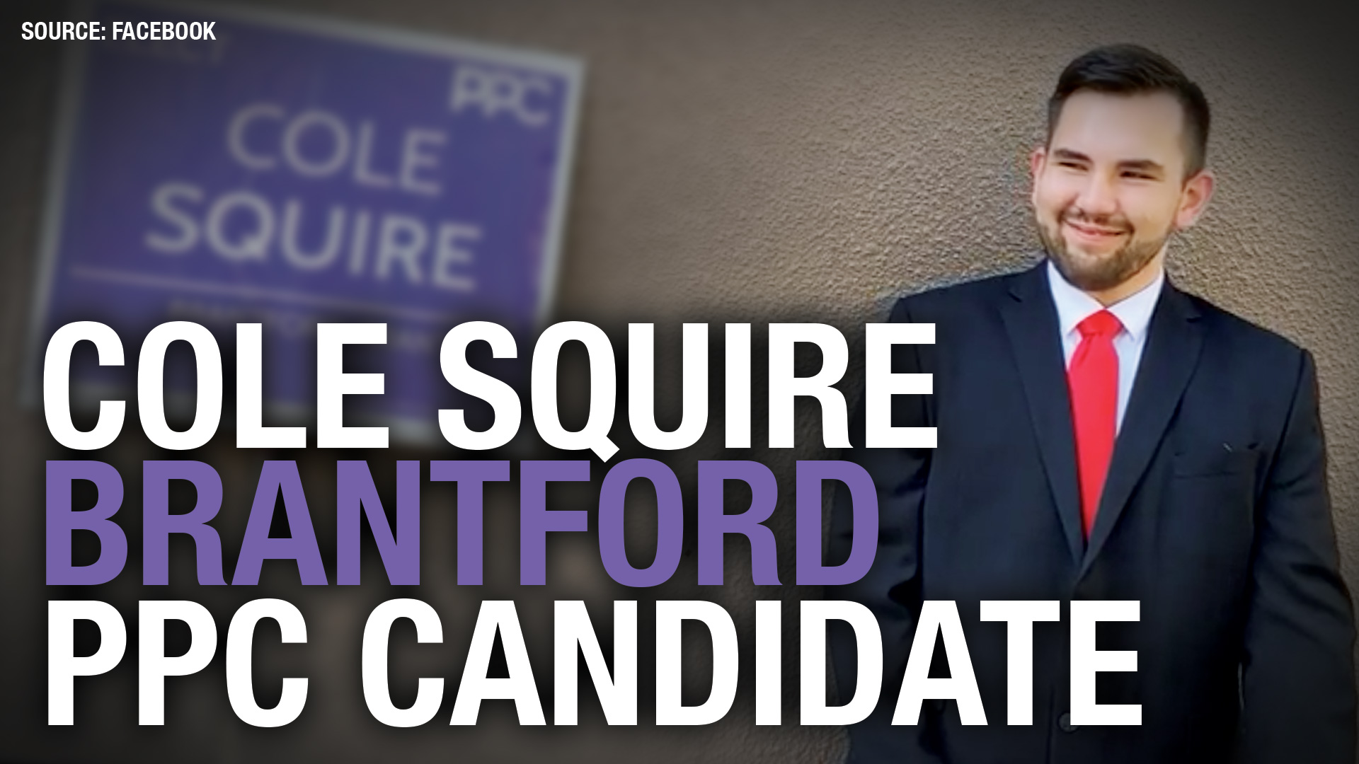 Six Nations PPC candidate Cole Squire talks comparing vax passports with residential schools