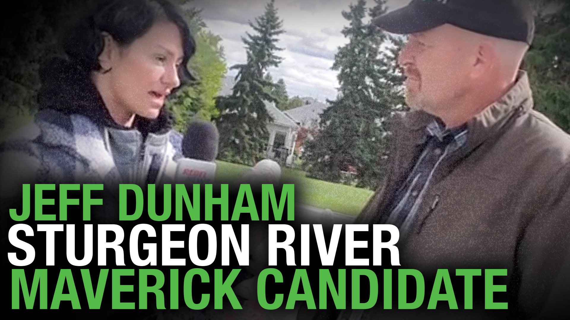 Maverick candidates make their case to Albertan voters