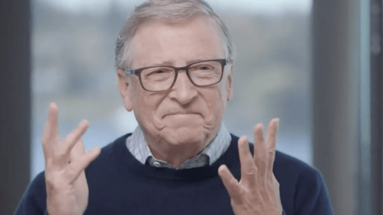Bill Gates questioned on ties to Jeffrey Epstein: 'I regret having those dinners'