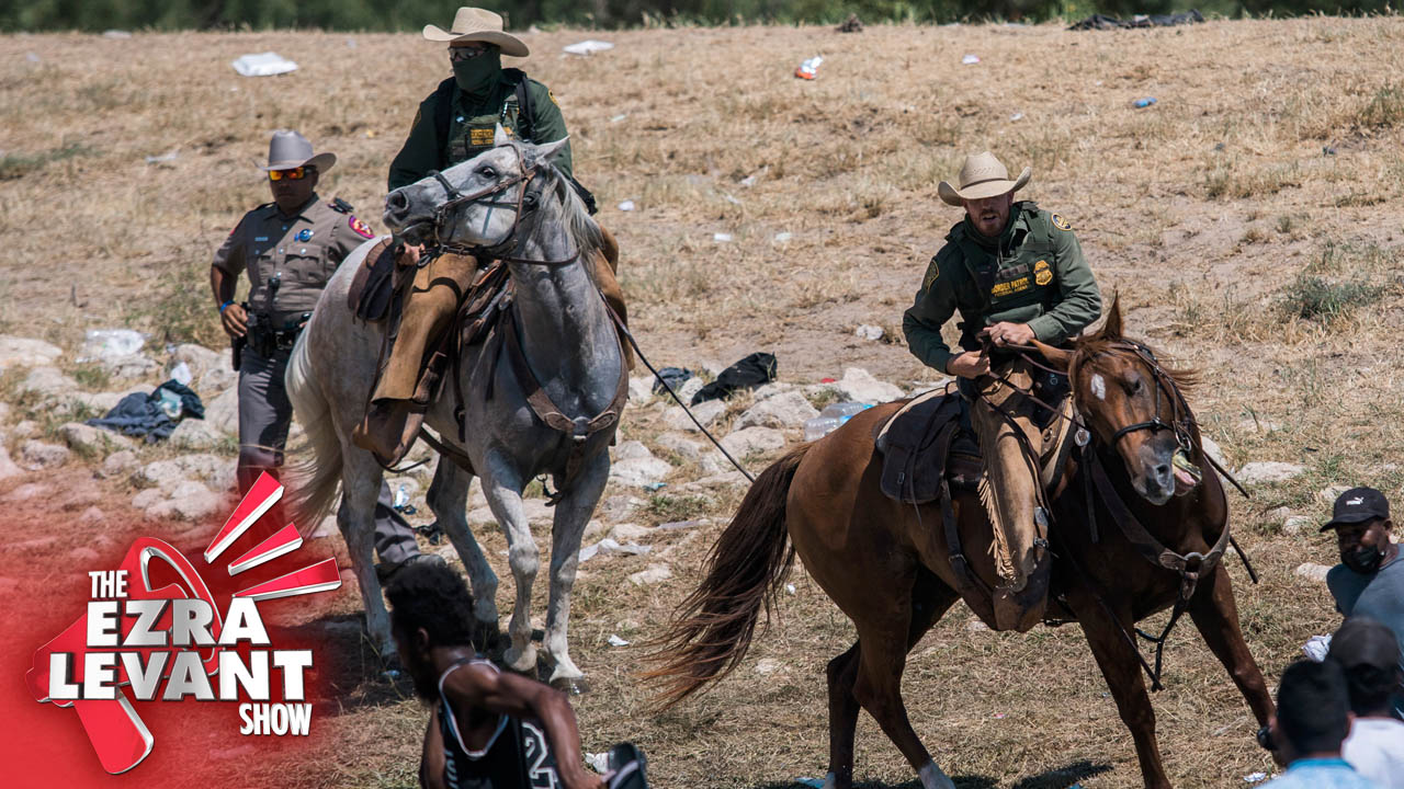 Horseback hate crime hoax | Joel Pollak on U.S. border crisis