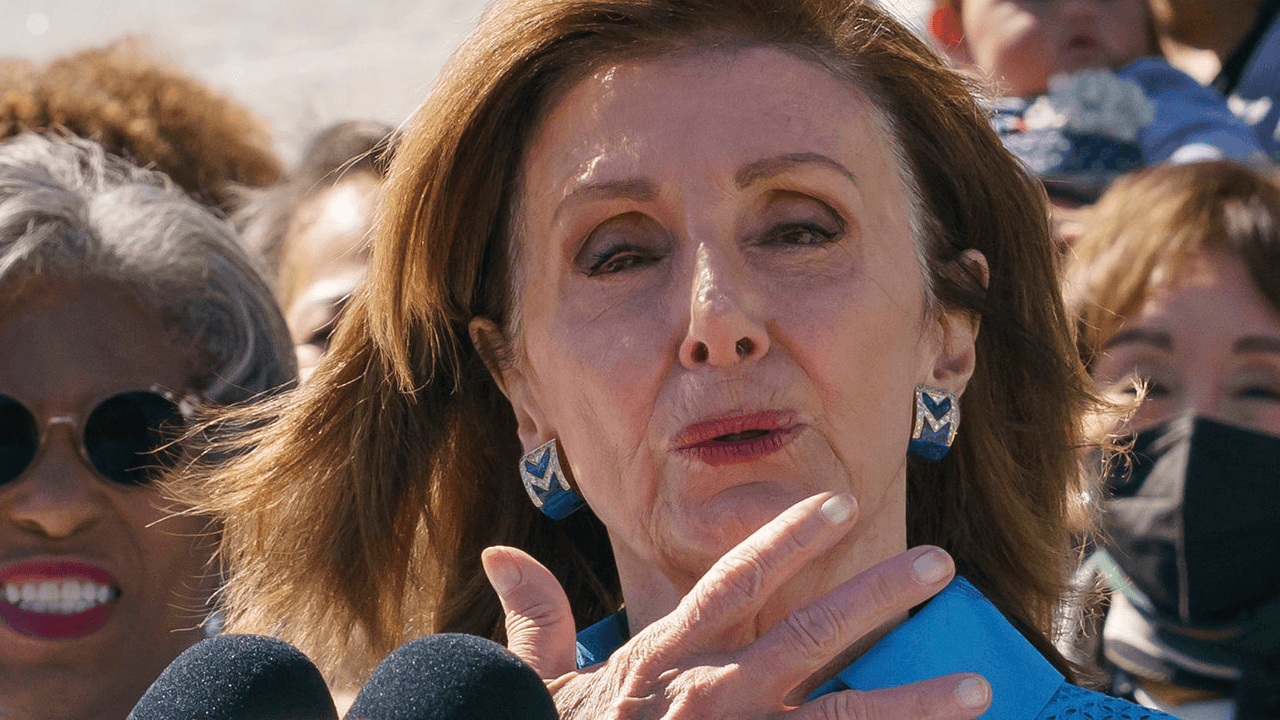 Pelosi: focus on our values, not the cost of $3.5 trillion Build Back Better bill