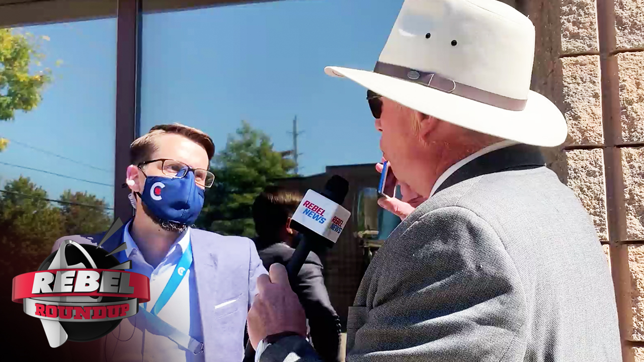 VIEWERS REACT: Conservative Party afraid of questions from Rebel News