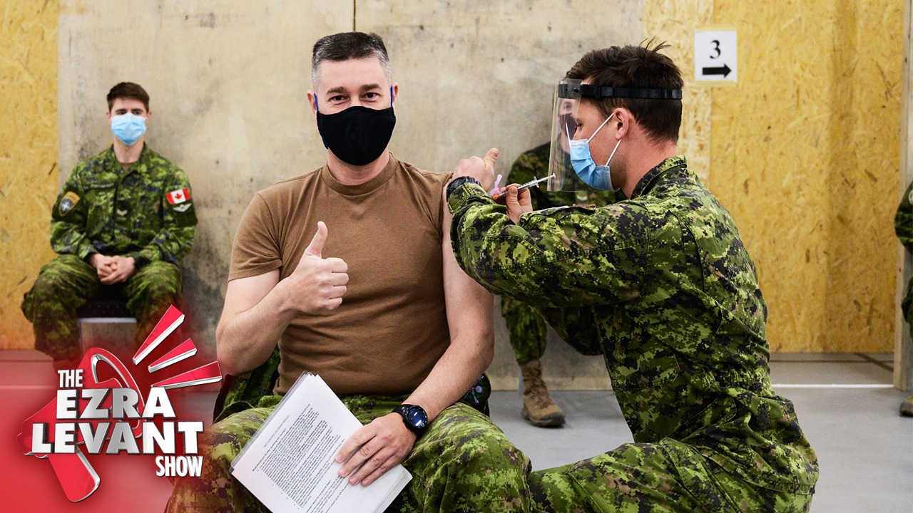"""Canadian Forces conduct """"information operation"""" against Canadian citizens"""