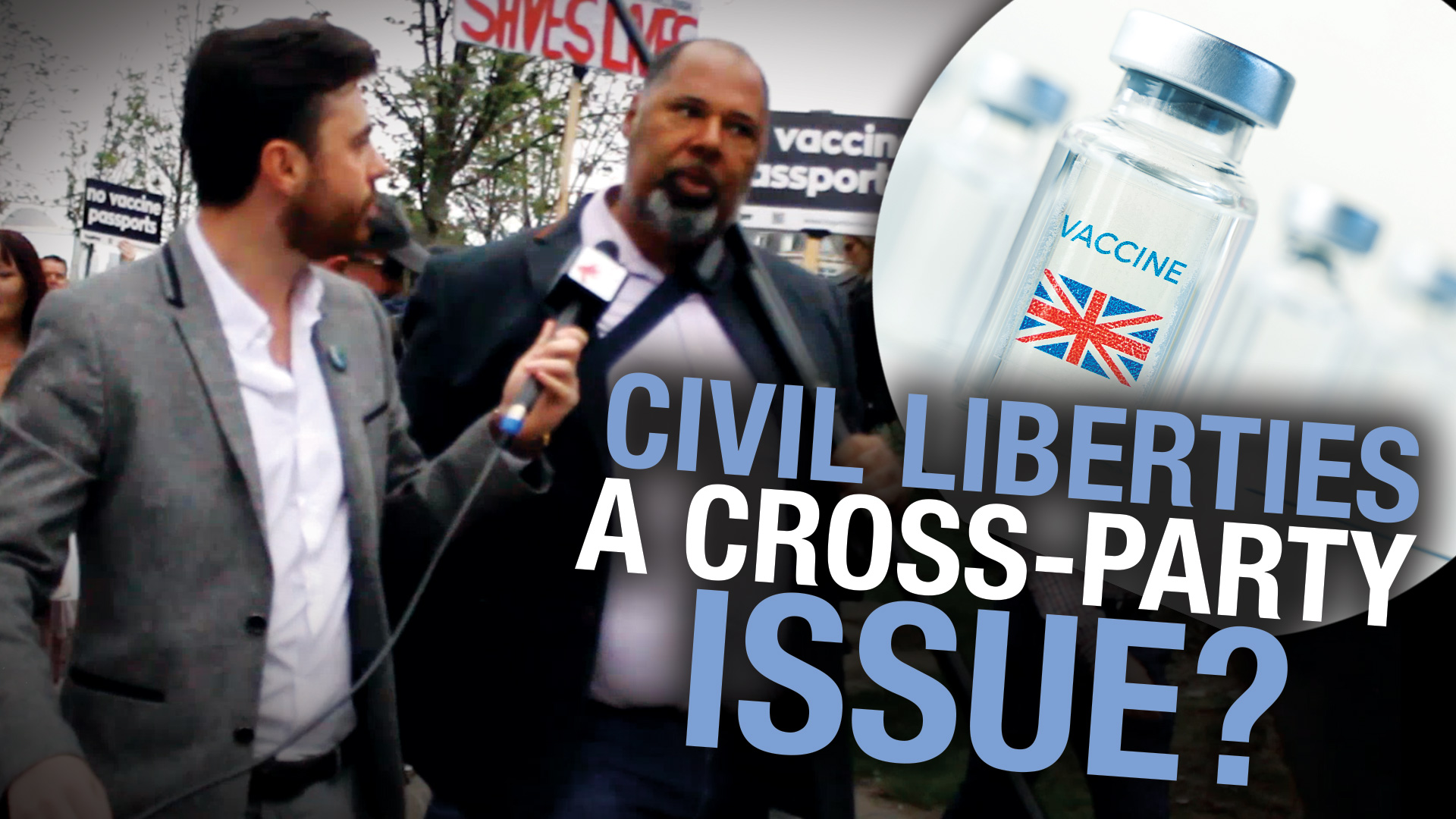 Left or Right: Are civil liberties a cross-party issue?