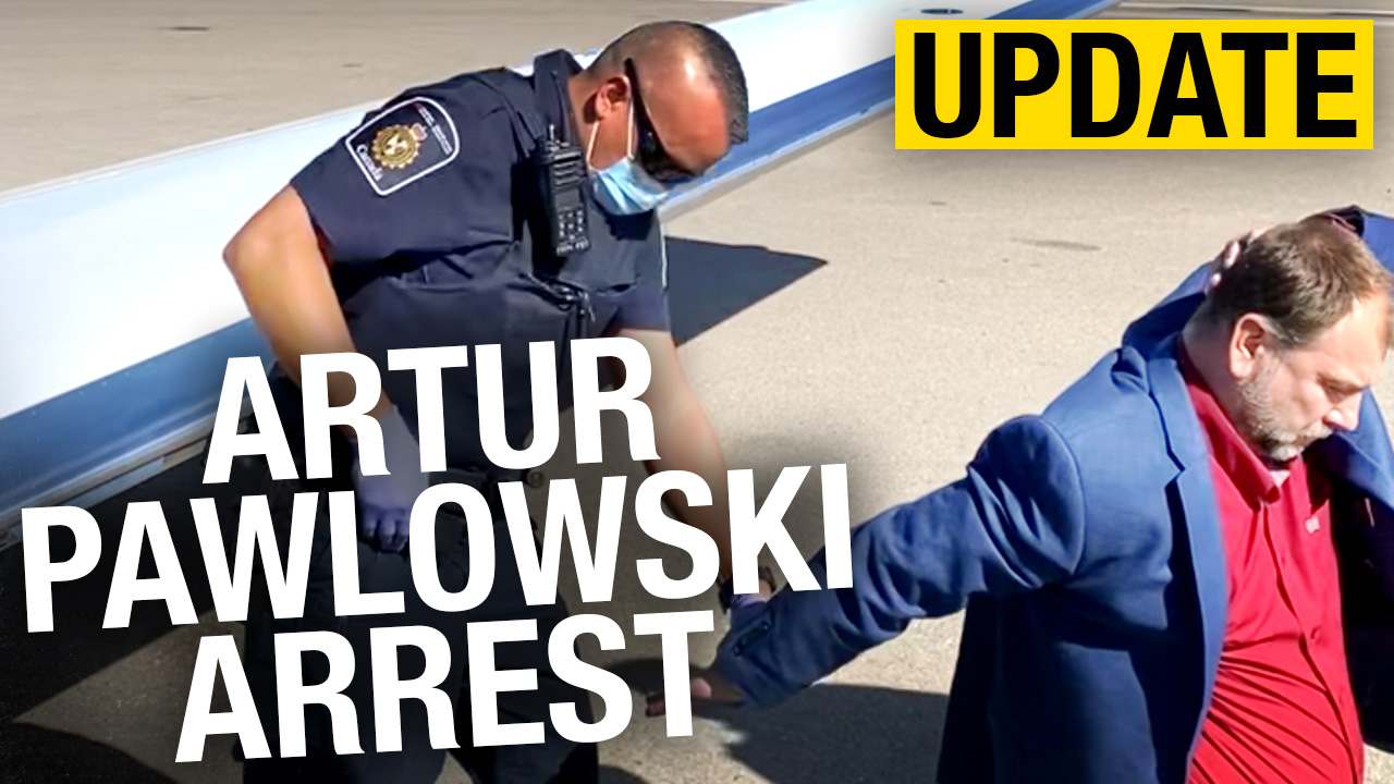 INTERVIEW: Pastor Artur's lawyer reacts to his dramatic airport arrest