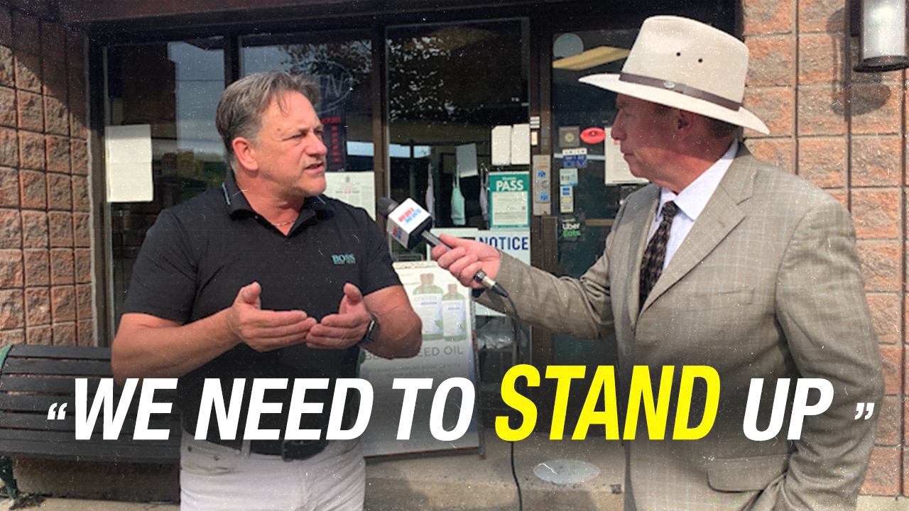 Bill Fehr of JW Foods: Still standing strong for freedom