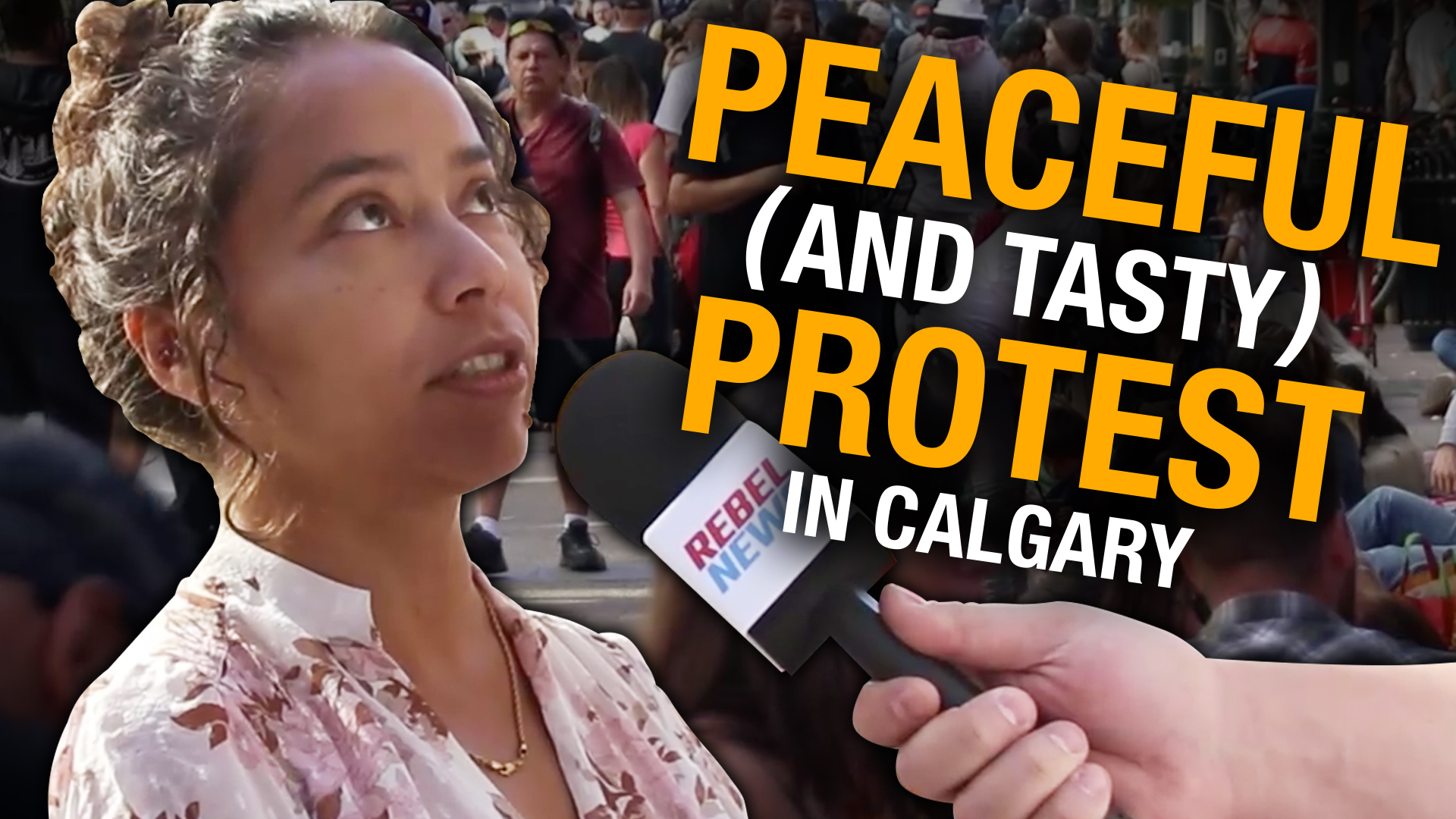 PICNIC PROTEST: Calgarians politely gather in defiance of vaccine passports