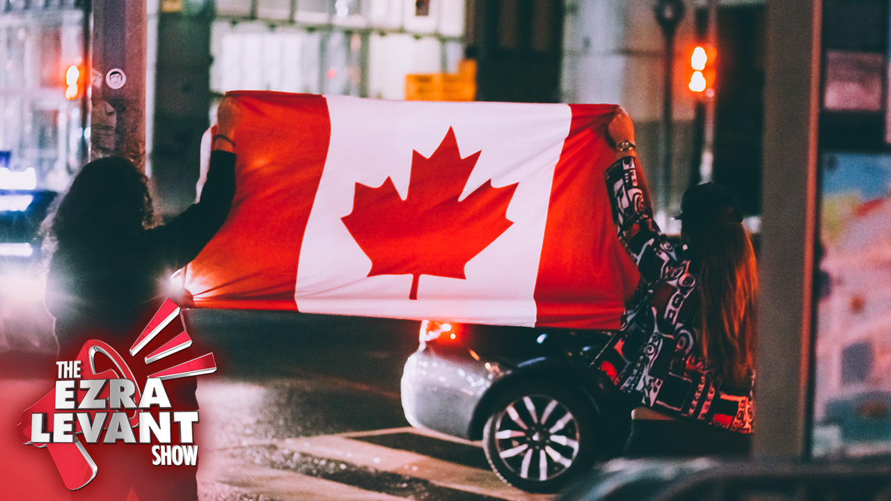 Immigrants to Canada hate Canada less than Canadians