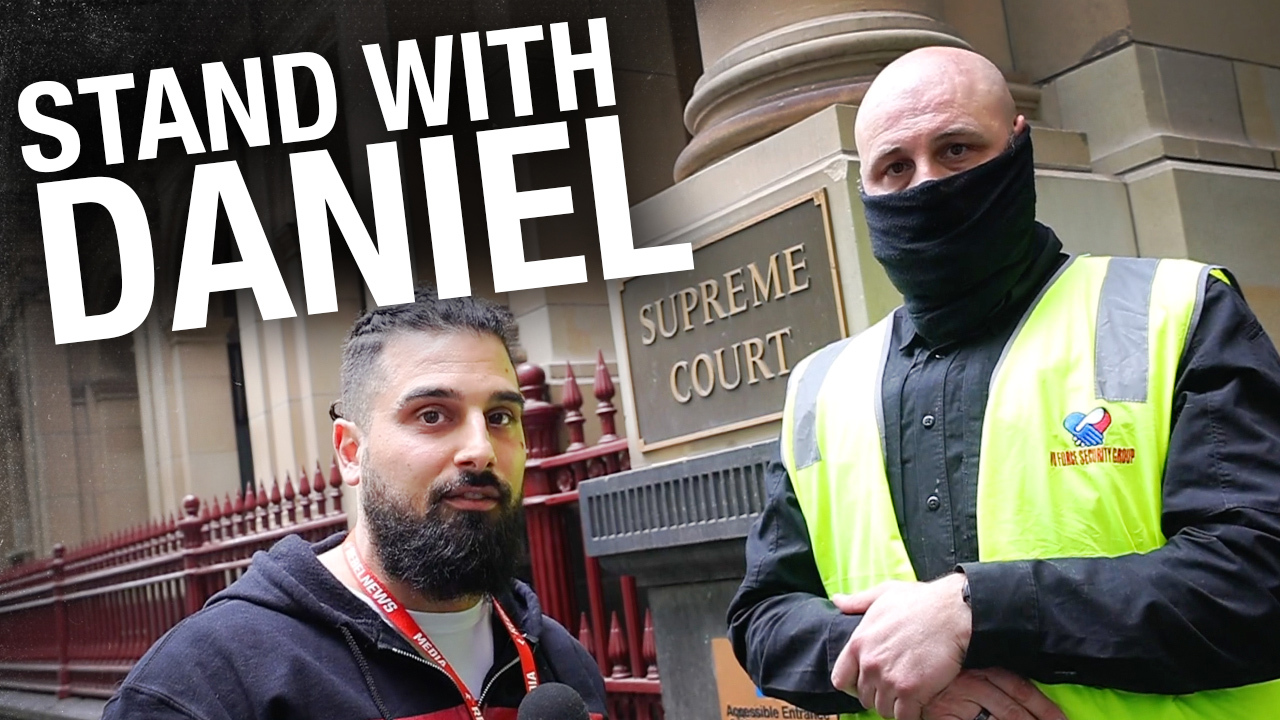 stand with daniel donation