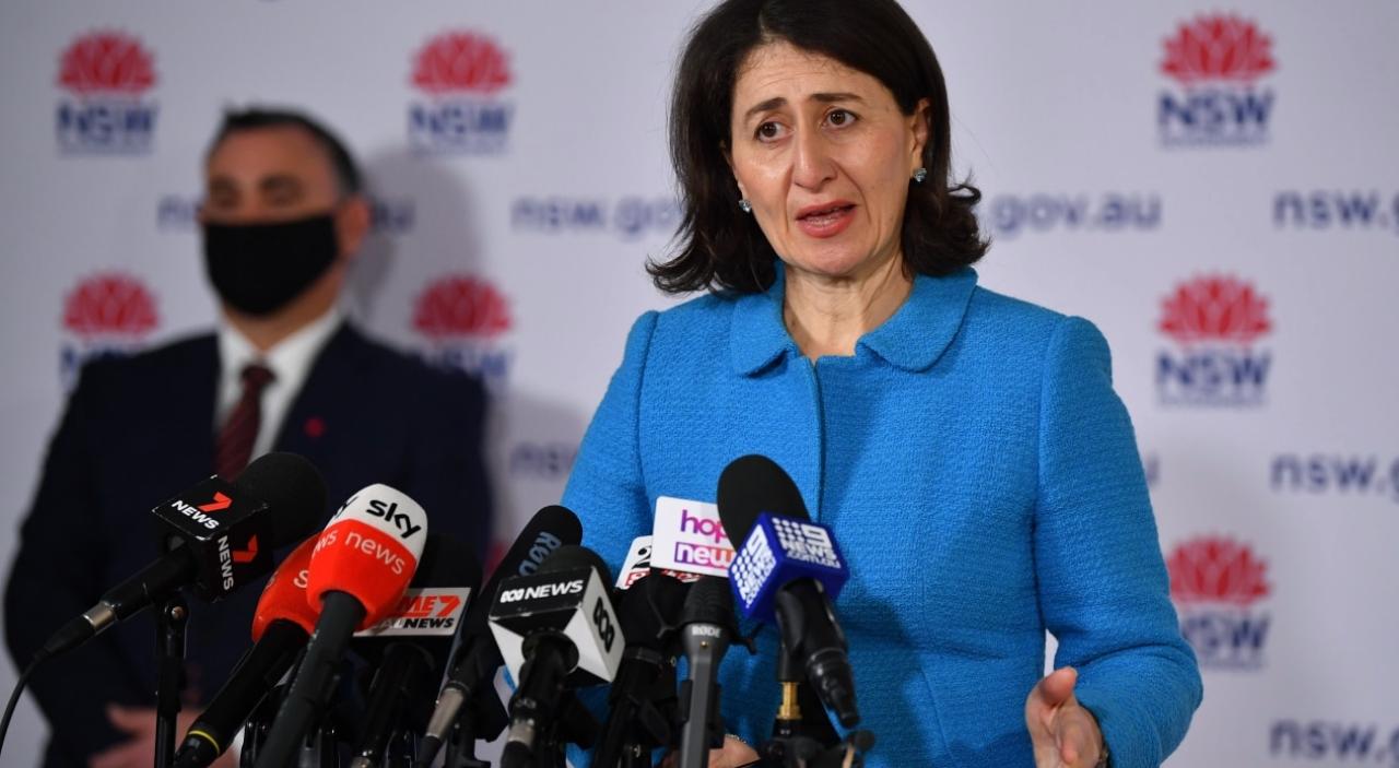 NSW Premier Gladys Berejiklian RESIGNS amid corruption investigation
