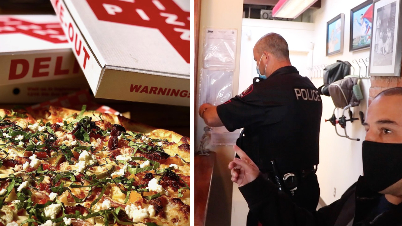Calgary pizzeria loses licence after refusing to enforce vaccine passports