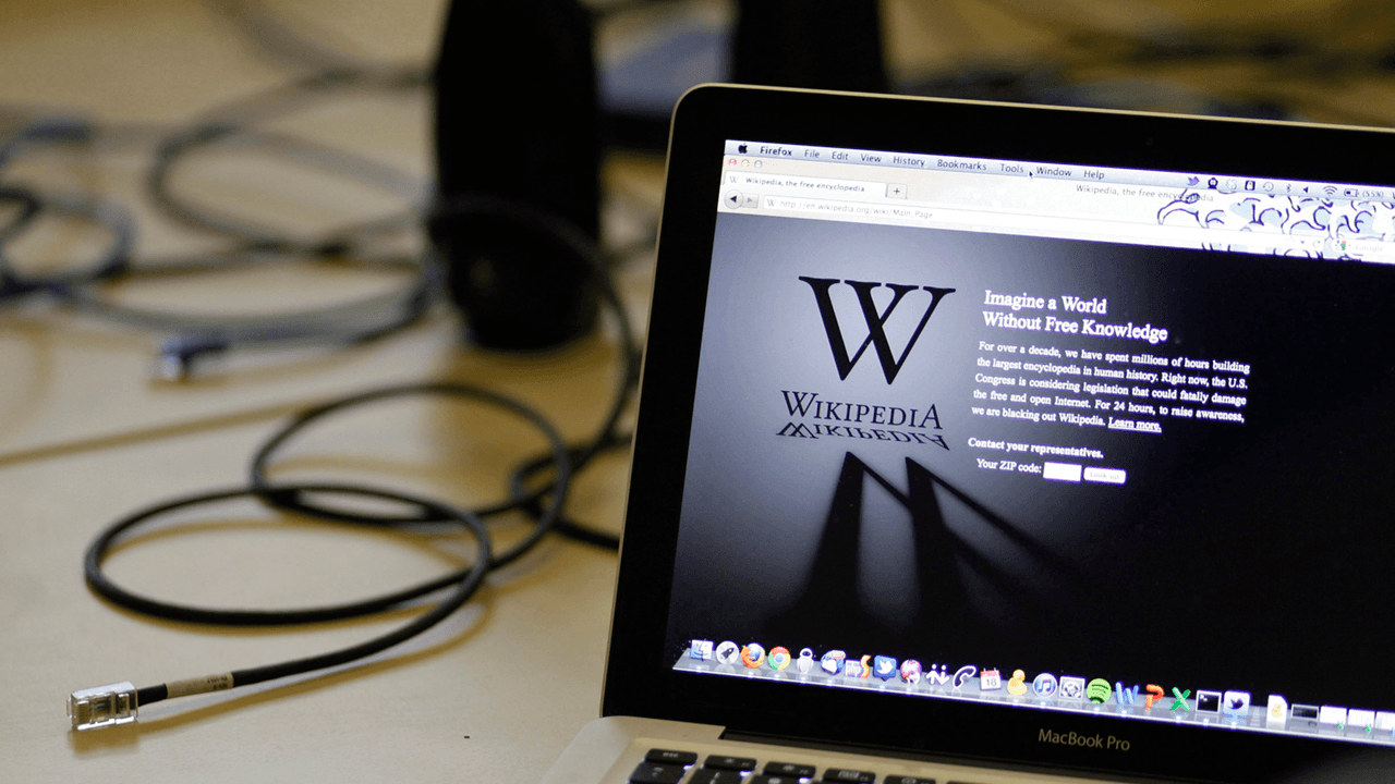 "Wikipedia co-founder says platform is ""leftist propaganda"""