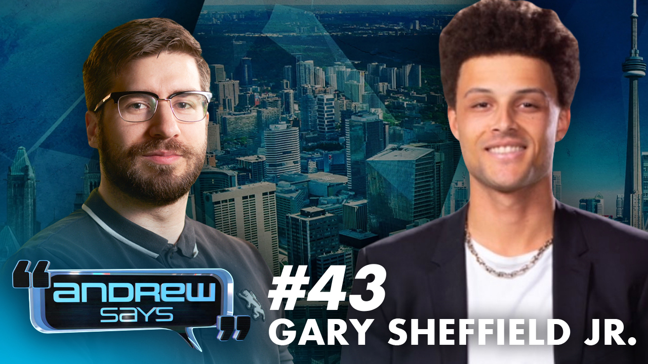 """""""Do exactly as you're told, question nobody"""" Gary Sheffield Jr. roasts the media 
