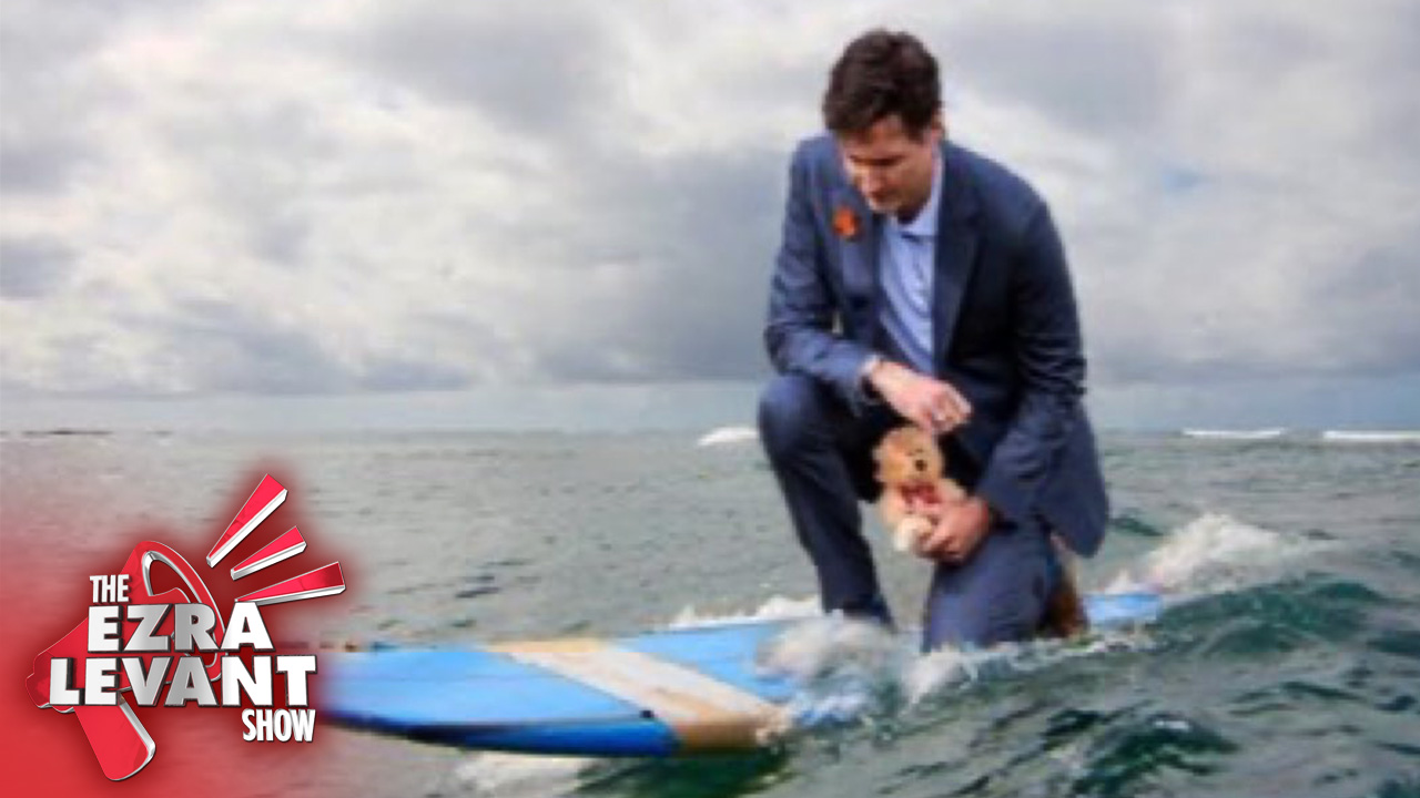 Trudeau goes surfing on new Aboriginal reconciliation holiday he invented