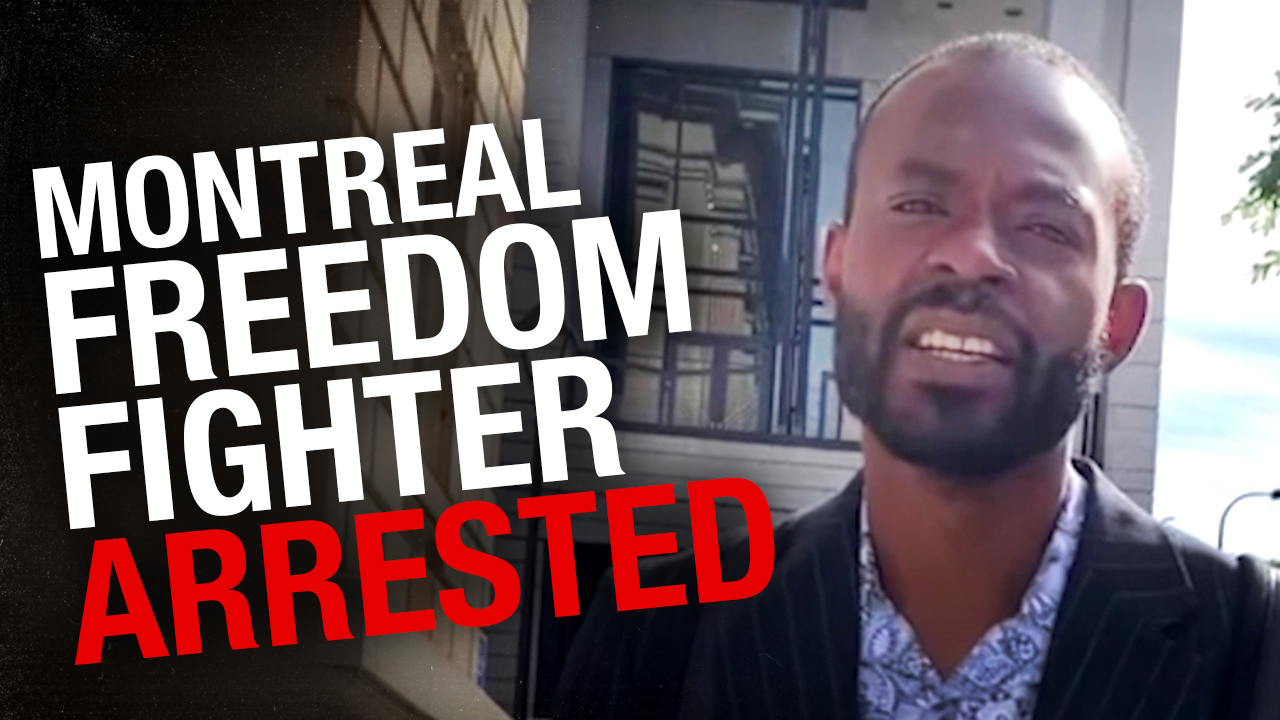 Freedom activist arrested for not wearing a mask during his trial
