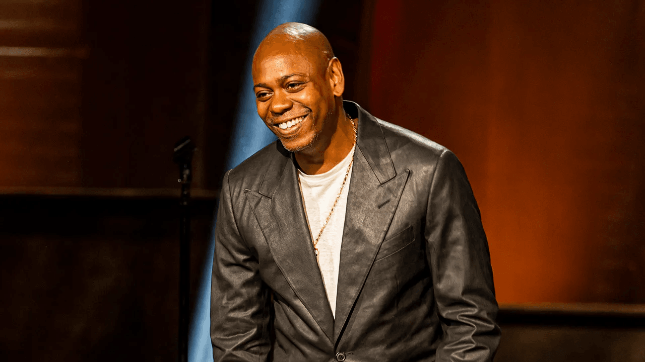 'Gender is a fact,' comedian Dave Chappelle says in latest Netflix special
