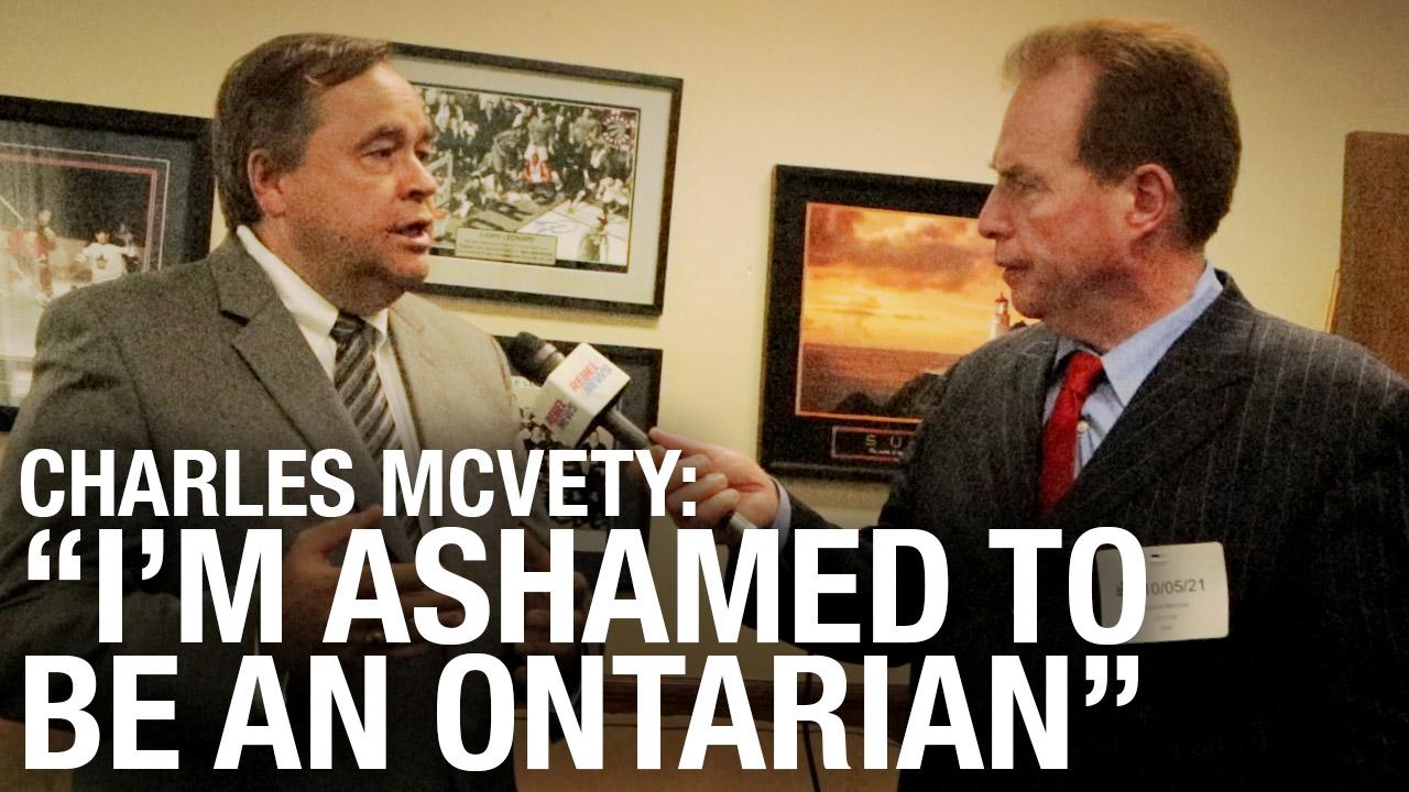 Ontario gov't/Big Pharma conflict of interest? Dr. Charles McVety thinks so