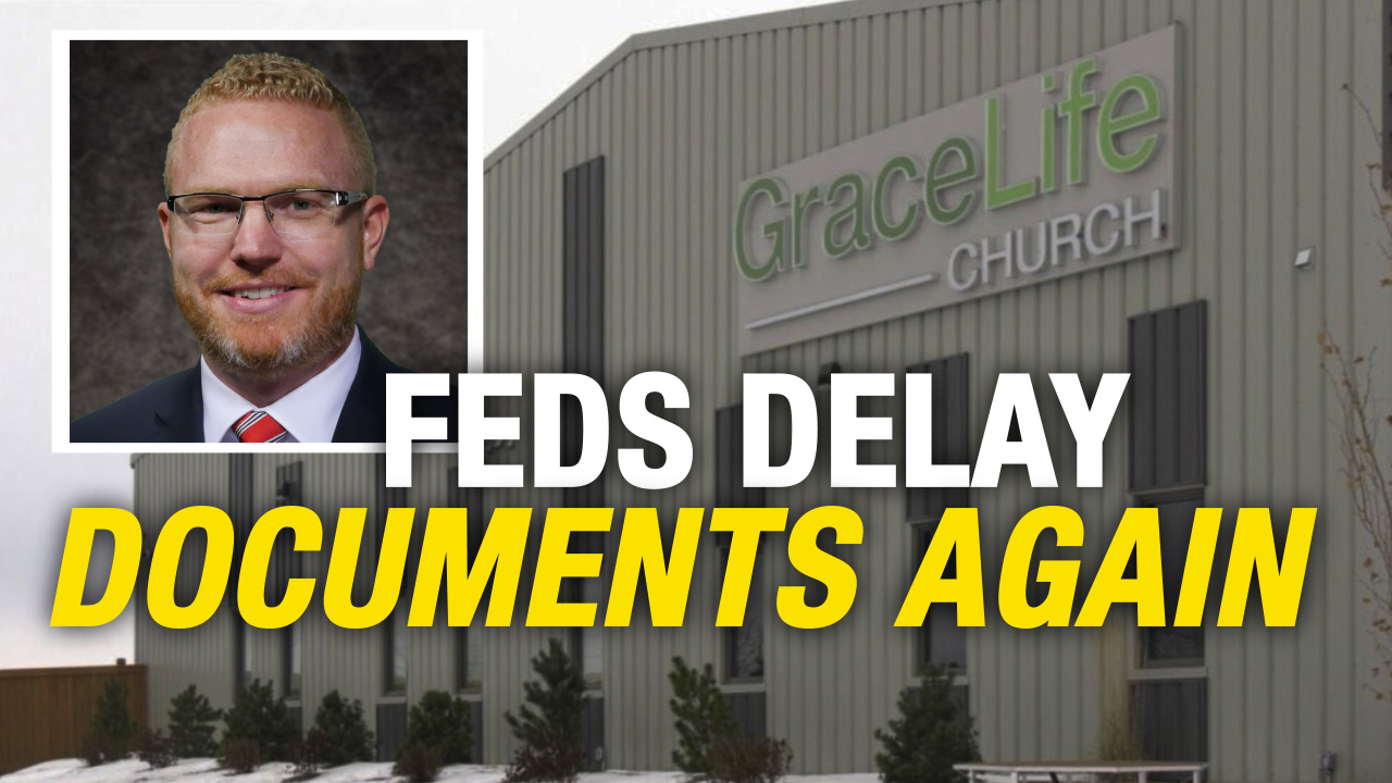 Alberta gov't stonewalling our investigation into its treatment of Pastor James Coates
